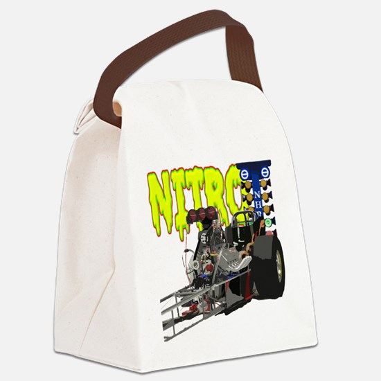 Nostalgia Nitro Canvas Lunch Bag