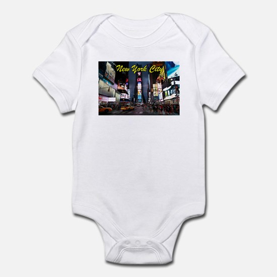 Times Square New York City Body Suit