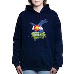 Logo Women's Hooded Sweatshirt
