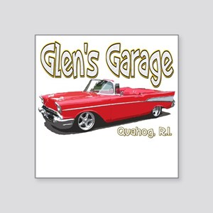 Glen's Garage Sticker