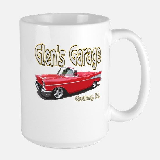 Glen's Garage Mugs