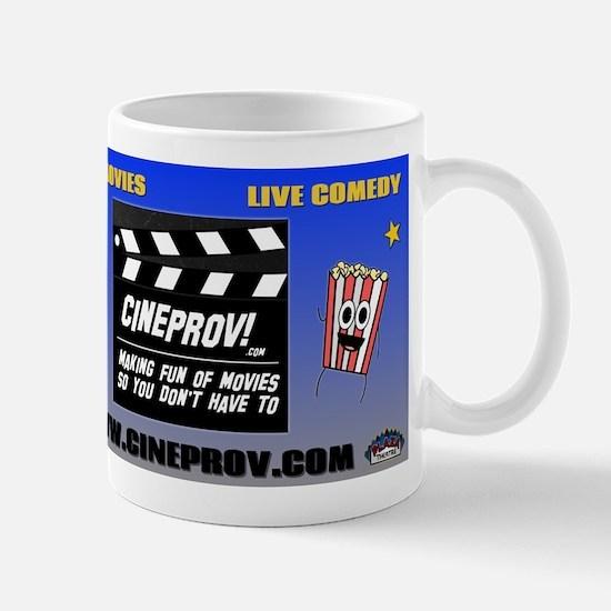cineprov Mugs