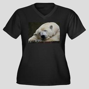 Polar bear 011 Plus Size T-Shirt