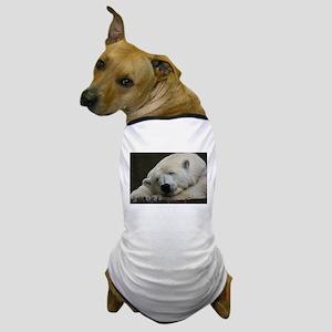 Polar bear 011 Dog T-Shirt