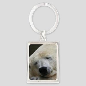 Polar bear 011 Keychains