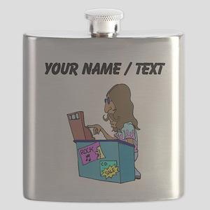 Sales Clerk (Custom) Flask