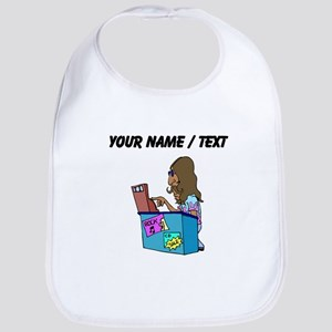 Sales Clerk (Custom) Bib