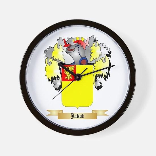 Jakob Wall Clock