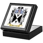 Jakeman Keepsake Box