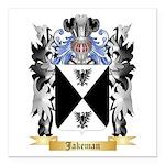 Jakeman Square Car Magnet 3