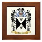 Jakeman Framed Tile