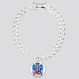 Jaime Charm Bracelet, One Charm