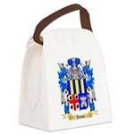 Jaime Canvas Lunch Bag
