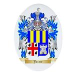 Jaime Ornament (Oval)