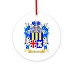 Jaime Ornament (Round)