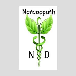 Naturopath Sticker