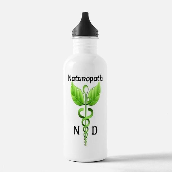 Naturopath Water Bottle