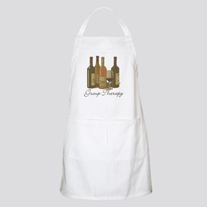 Wine Group Therapy 1 BBQ Apron