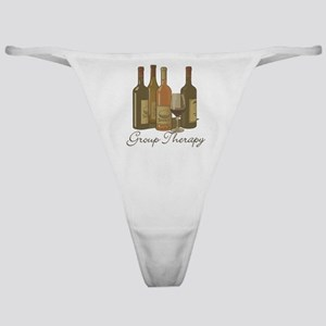 Wine Group Therapy 1 Classic Thong