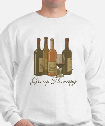 Wine Group Therapy 1 Jumper