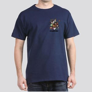 Jan '15 Clown Car Dark T-Shirt
