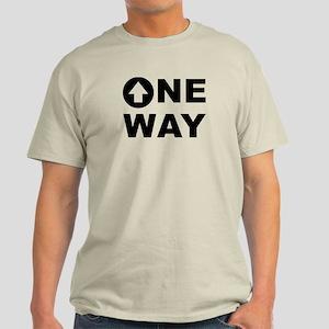 One Way Light T-Shirt