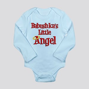 Babushka's Little Angel Body Suit