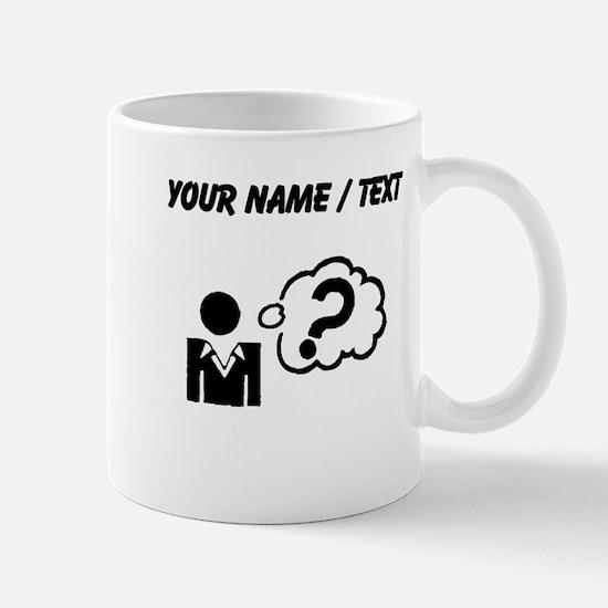 Custom Confused Mugs