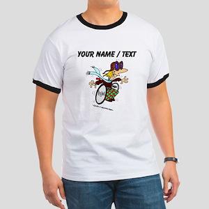 Pilot In Wheelchair (Custom) T-Shirt