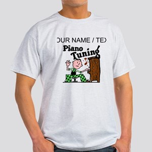 Piano Tuning (Custom) T-Shirt
