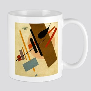 Malevich Abstract Rectangles Russian Artist S Mugs