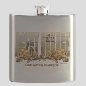 Agent Orange Vietnam Flask