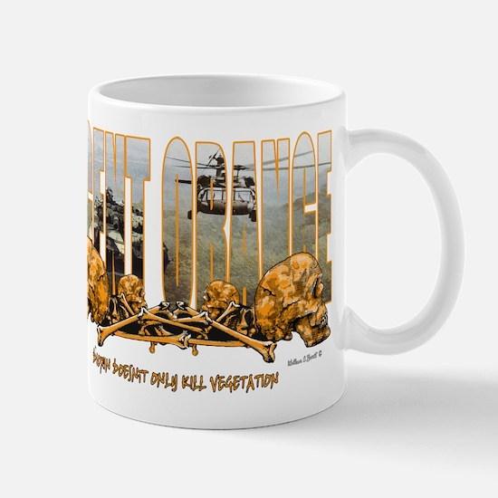 Agent Orange Vietnam Mugs
