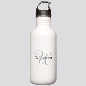 CUSTOM Initial and Nam Stainless Water Bottle 1.0L
