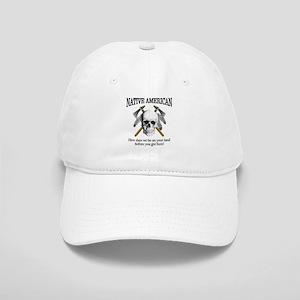 Native American (skull) Baseball Cap
