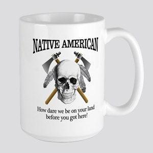 Native American (skull) Mugs