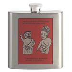Existential Valentine Flask