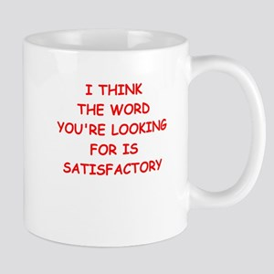 satisfactory Mugs