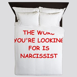 narcissist Queen Duvet