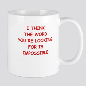 impossible Mugs