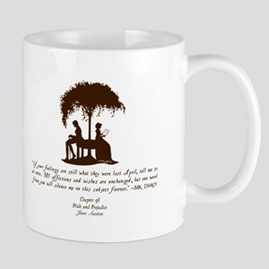 Mr Darcy Proposal Mugs