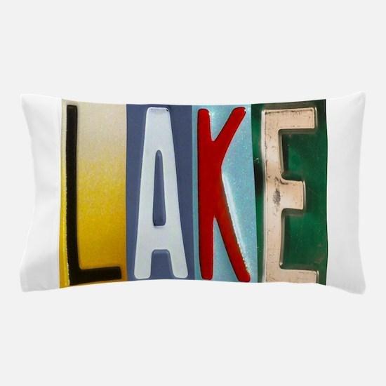 Lake Pillow Case