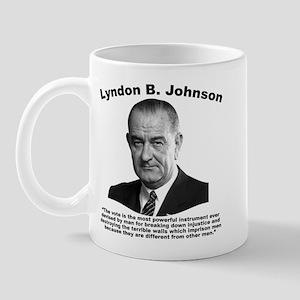 LBJ: Vote Mug