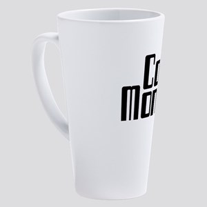 Code Monkey 17 oz Latte Mug