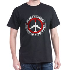 Peace Through Superior Firepower II T-Shirt