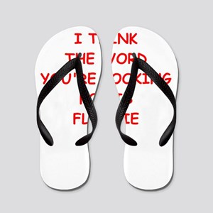 floozie Flip Flops