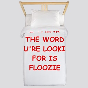 floozie Twin Duvet