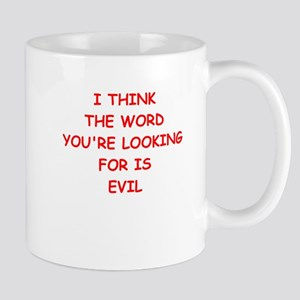 evil Mugs
