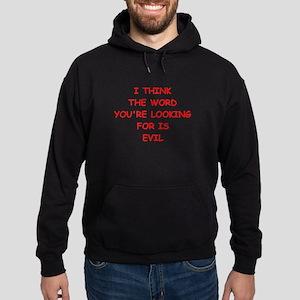 evil Hoodie