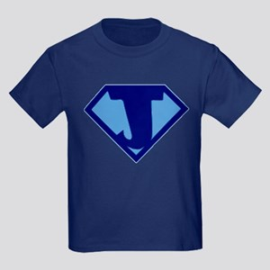 Super Hero Letter J T-Shirt